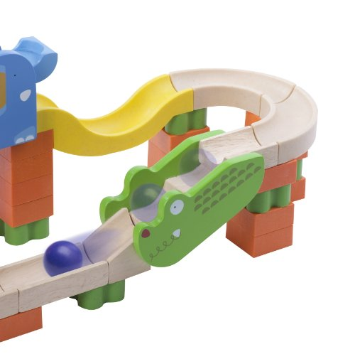 Wonderworld Creative Gravity Play! Trix Tracks Safari Track - Unique Kids Toy Endless Building Options by Wonderworld (Image #4)