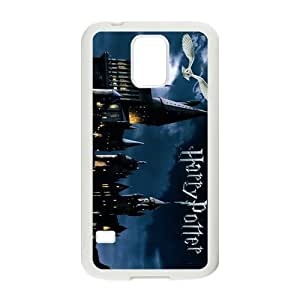 The Castle In Harry Potter Cell Phone Case for Samsung Galaxy S5