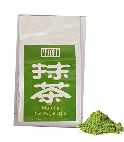 El Paraiso de las Especias Te Matcha en polvo Auntentico Te Verde 100 %, China - 250 g