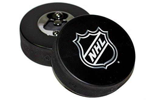 fan products of NHL Shield Logo Hockey NHL Puck Bottle Opener
