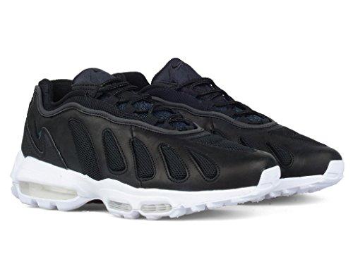 Nike - Tobillo bajo Hombre negro/blanco