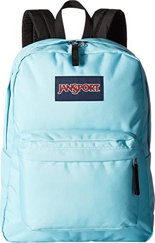 JanSport Unisex SuperBreak Blue Topaz Backpack by JanSport