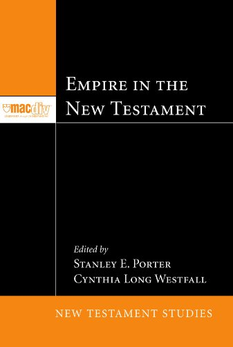 Empire in the New Testament: (McMaster New Testament Studies)