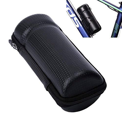 Yopoon Bike Repair Tool Capsule - Cycling Tool Bottle Zip Bag for MTB Mountain Bike Road Bike Hybrid Bike Riding Bicycle Accessories ()