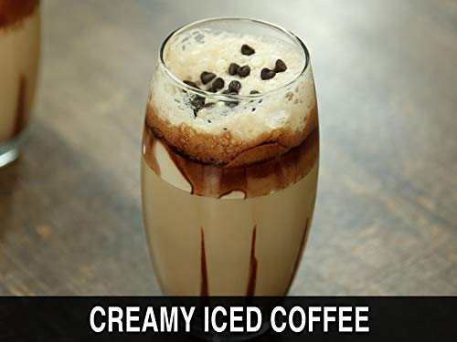 Creamy Iced Coffee Recipe - Harsh Garg (Iced Coffee Drinks To Make At Home)