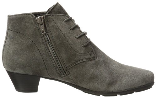 Gabor Women's Basic Boots, Grey Grey (10 Lupo 10)