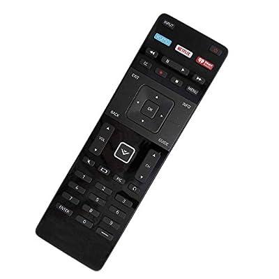 New XUMO XRT122 TV Remote Control for Vizio D55U-D1 D55UD1 D58U-D3 D58UD3 D65U-D2 D65UD2 E32-C1 E32C1 E32H-C1 E32HC1 E40-C2 E40X-C2 E43-C2 E48-C2 E48C2 E50-C1 E50C1 E55-C1