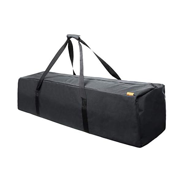 INFANZIA Zipper Duffel Travel Sports Equipment Bag