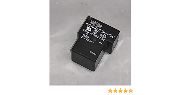 30A Sealed PCS Terminal 1 Form C 12VDC Relay SONG CHUAN SPDT 832A-1C-S