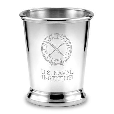 M. LA HART USNI Pewter Julep Cup