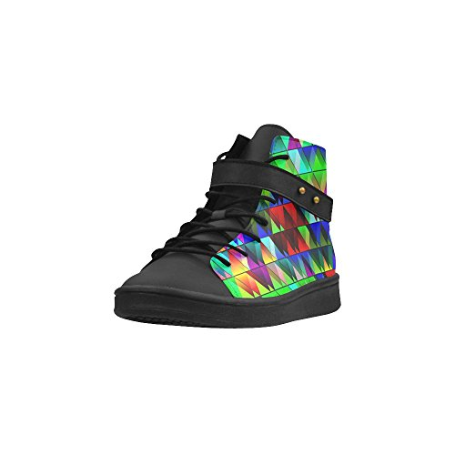 Sneakers Da Donna Con Punta Arrotondata E Punta Triangolare