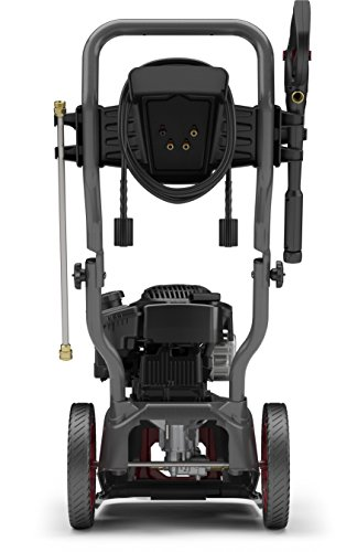 Briggs & Stratton Gas Pressure Washer 2800 PSI 2.1 GPM with 25-Foot High Pressure Hose, 4 Nozzles & Detergent Injection by Briggs & Stratton (Image #3)
