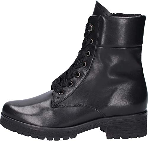 57 Micro Schwarz Sport Ankle Comfort Gabor Black Boots Women's BwzWqH