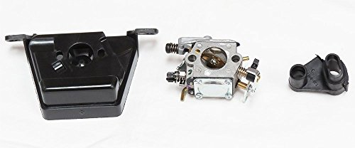 (Husqvarna 545081885 Carburetor Replacement for Gas Powered Chainsaws)
