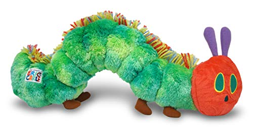 World of Eric Carle, The Very Hungry Caterpillar Plush from KIDS PREFERRED