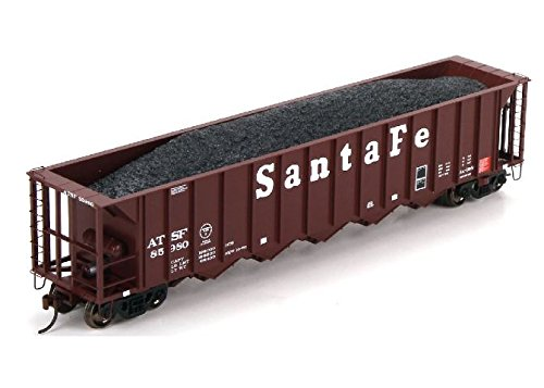 Athearn - HO RTR 5-Bay Rapid Discharge Hopper, SF #85980