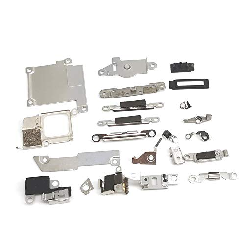 (Full Set Small Metal Internal Bracket Parts Shield Plate Kit for iPhone 5s)