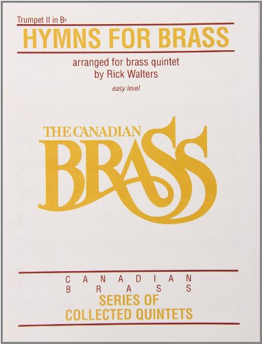 Hymns for Brass: 2nd Trumpet