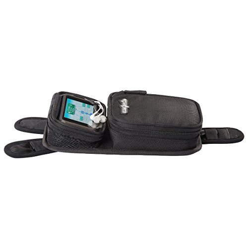 Cortech 8225-2405-00 Micro 2.0 Motorcycle Tank Bag, Black