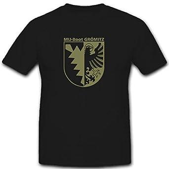 Mina Caza Barco Grömitz Variante II camuflaje camu M1064 - Camiseta ...