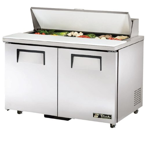 True ADA Compliant 12 Cu Ft Sandwich / Salad Unit w/ 12 Pans Ada Compliant Sandwich