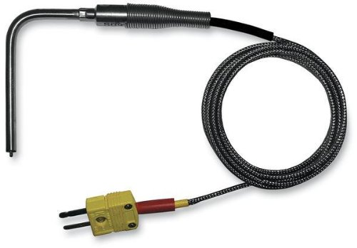 Koso Egt Gauge (Koso North America EGT Sensor and Clamp - Fast Response 28CKTYPEX)
