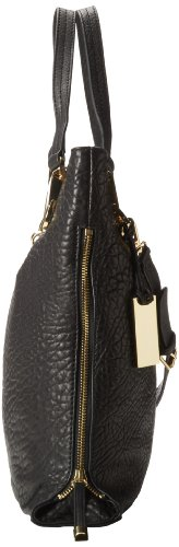 Vince Camuto Handbag Womens Riley Black Reg