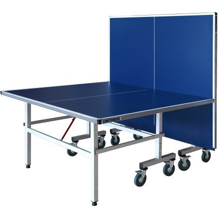Hathaway Contender Outdoor Table Tennis Table - Blue by Hathaway.
