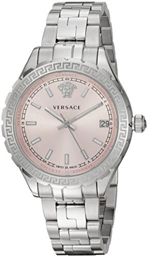 Versace-Womens-HELLENYIUM-Swiss-Quartz-Stainless-Steel-Casual-Watch-Model-V12010015