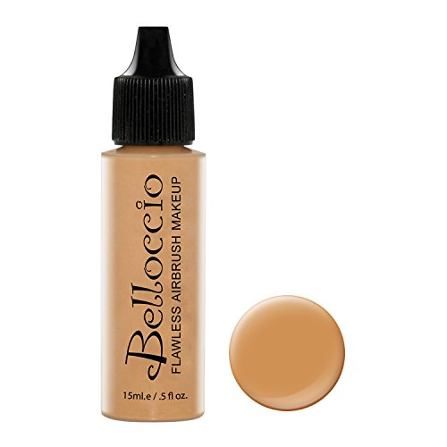 Belloccios Professional Cosmetic Airbrush Foundation