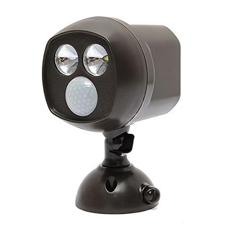 PhilMat 3w detector de movimiento super luminoso sensor automático LED 10Lux luz de la