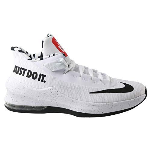 Air Air Max Ii 100 white Jdi Basketball De lt Gs Gar Chaussures Infuriate Nike Crimson Grey wolf black On Multicolore f5dqf
