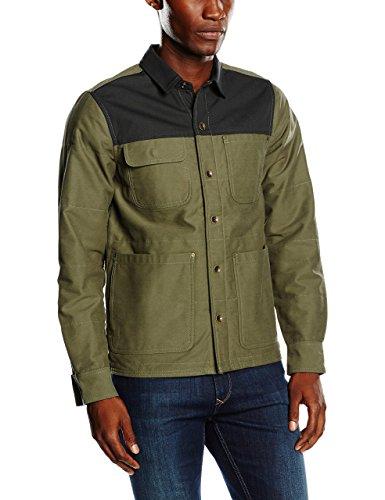 Vans M GABLE ANCHORAGE - Abrigo para hombre, color Gris (Anchorage), talla L: Amazon.es: Ropa y accesorios