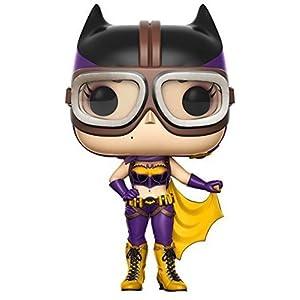 41sA5uVWmdL. SS300 Funko POP Heroes: DC Bombshell Batgirl Toy Figures