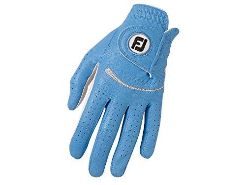 FootJoy-Spectrum-Ocean-Blue-Golf-Gloves-2014-Ladies-Fit-to-Left-Hand-RegularOcean-Blue-Medium
