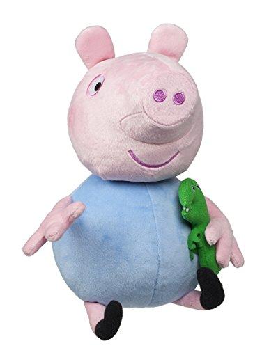 Peppa Pig Hug N Oink George Plush