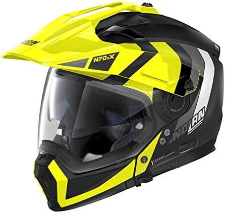 Nolan Herren N70 2 Helmet Flat Black S Auto