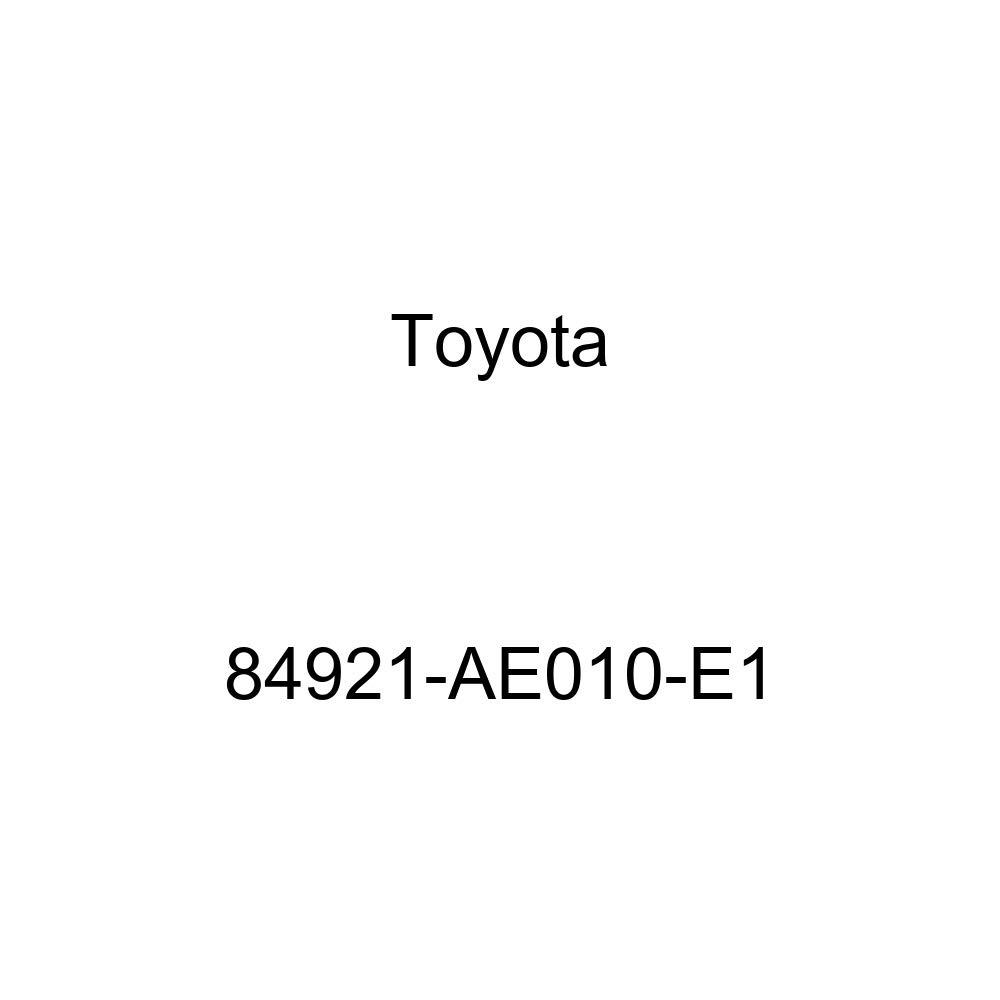 Toyota 84921-AE010-E1 Seat Switch Knob