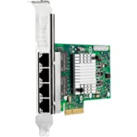 593743-001 - New Bulk HP NC365T 4-PORT ETHERNET SERVER ADAPTER