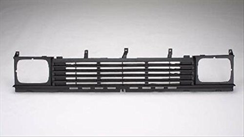 OE Replacement Nissan/Datsun Pickup Grille Assembly (Partslink Number NI1200104)