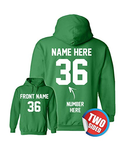 - Custom Hoodies for Girls - Design Your Own Pullover Sweatshirts for St Patricks Day