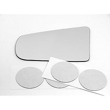 Fits 03-09 Sorento Left Driver Mirror Glass Lens     w//Adhesive   USA
