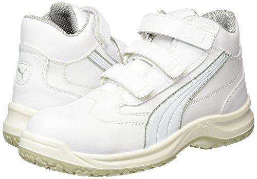Mid Src 46 Chaussures Sécurité De 46 Absolute 630182 Puma S2 Taille vS68A8