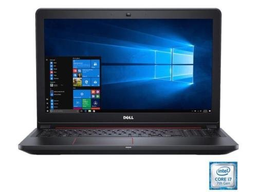 Newest Dell Inspiron 15 5000 High Performance Flagship 15.6 FHD Gaming Laptop Intel Core i7-7700HQ Quad-Core NVIDIA GeForce GTX 1050 with 4GB GDDR5 32GB RAM 512G SSD Windows 10 Home