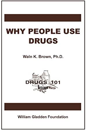 why people use the drugs It is quite normal for individuals to try drugs at some point in their life for many, it was just an experimental phase and it did not lead to any problems or misuse.