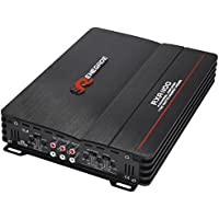 Renegade RXA1100 Class AB Analog Amp 4-Channel 1100 Watts Car Audio Amplifier