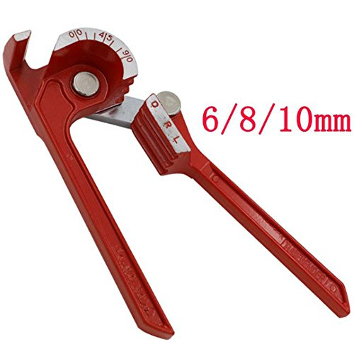 6Mm/8Mm/10Mm Three In One Manual Elbow Pipes Device Copper Pipe For Air Condition Bending Tube Pliers by Hardent