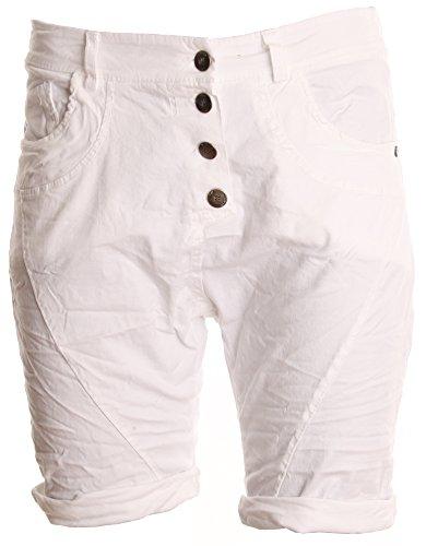BASIC.de Bermuda Shorts Blanco XS