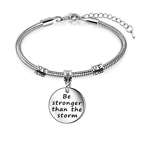 Awyuan-Inspirational-Snake-Bracelet-Bangle-Be-Stronger-Than-The-Storm-Gifts-Women-Friends