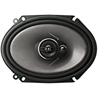 Pioneer TS-A874M 3 Way 6x8 Car Speakers TSA874M
